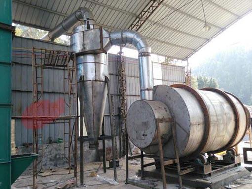 粉煤灰烘干机